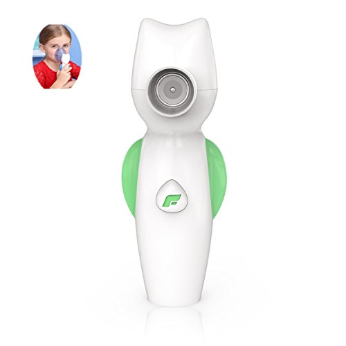 Portable Nebulizer With Rechargeable Battery - 4