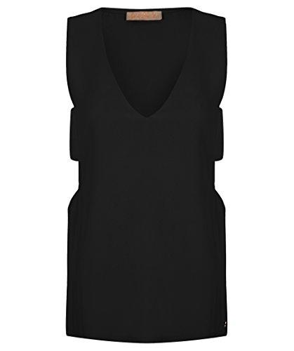 JOSH V - Camiseta sin mangas - para mujer negro