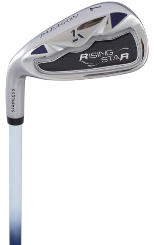 Paragon Rising Star Kids Junior #7 Iron Ages 11-13 Blue / Left-Hand