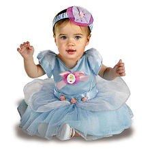 Disney Princess Infant Costume Cinderella 12-18 Months (Baby Cinderella Costume)