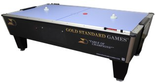 (Gold Standard Games Tournament Ice Air Hockey Table (Manual Score))