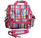 The Ultimate Nursing Bag - Beach Stripe - Great Nurse Gift!
