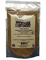 Organic Angelica Root Powder