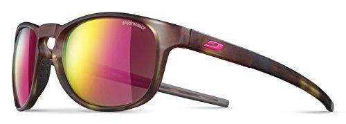 Julbo Resist Sunglasses - Spectron 3 - Brown Tortoiseshell/Pink