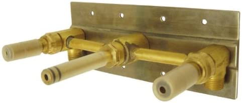 Danze D106800BT Two-Handle Wall Mount Lavatory Rough-In Valve