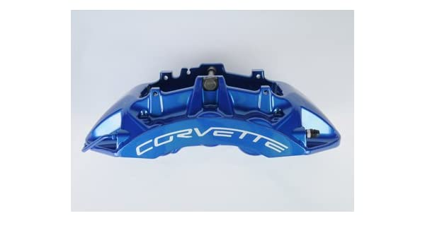 ACDelco 172-2490 GM Original Equipment Blue Front Passenger Side Disc Brake Caliper Assembly