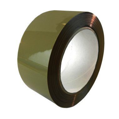 3/8' 9mm Tape (Carton Sealing Tape Acrylic Solvent Based Adhesive (36XX) (2.2 mil, 3/8'' (9mm), 55 yds, Tan))