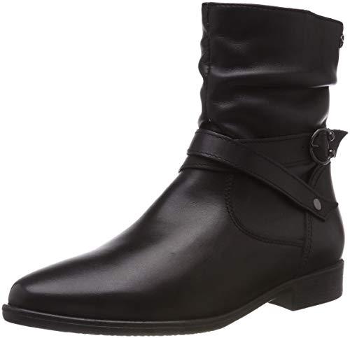 Tamaris Femme 25009 1 21 Botines black Noir rqwvrTtx0