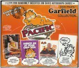 2004 Garfield The Cat Trading Cards Unopened Box (24 packs/box, 1 movie card & 1 window cling card per pack, randomly inserted Jim Davis Autograph Cards & Sketch Cards!)