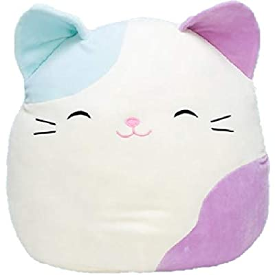 "Squishmallow Kellytoy 12"" Easter B Collection Plush Doll (12"" Cora The Blue Purple Cat): Toys & Games"