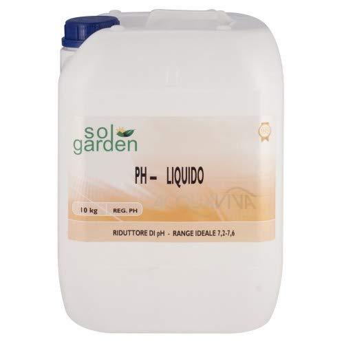 5 Lt PH Minus líquido menos Corrector Regulador Reductor Ph ...