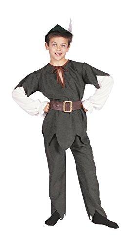 [RG Costumes Robin Hood Costume, Child Medium/8-10] (Robin Hood Costume Childrens)