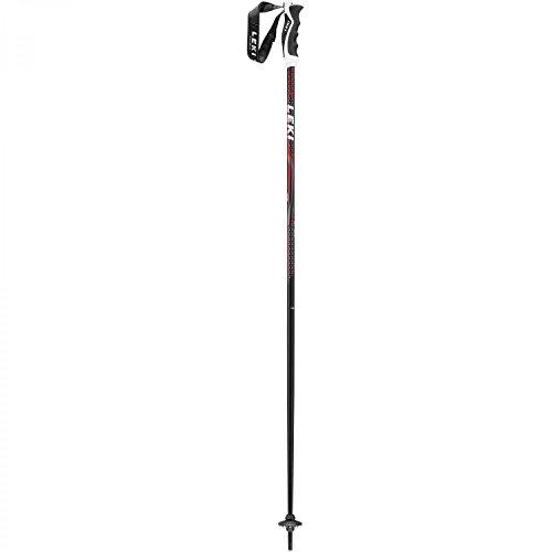 Leki Ski Alpin Stöcke Aplex Ultimate rot-weiß-anthrazit 120 cm