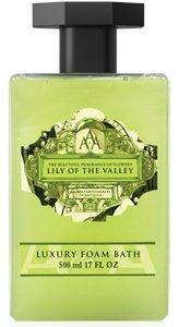 Aromas Artesanales De Antigua Floral Lily Of The Valley Luxury Foam Bath 500ml