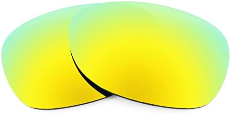 894d796ddb Revant Polarized Replacement Lenses for Ray Ban New Wayfarer 52mm RB2132 Bolt  Gold MirrorShield®  Amazon.ca  Sports   Outdoors