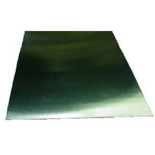 x 1 in W x 12 in L Stainless Steel  Strip K/&S  0.018 in