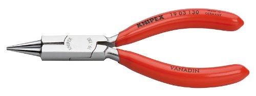 13,2/cm Knipex 1903130/Runde Nase Juwelier Zange