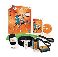 Electronic Arts Active 2 with Weights   Wii