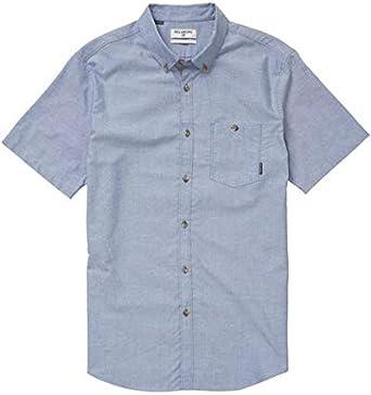 Billabong Camisa Oxford de manga corta para hombre: Amazon.es: Ropa y accesorios
