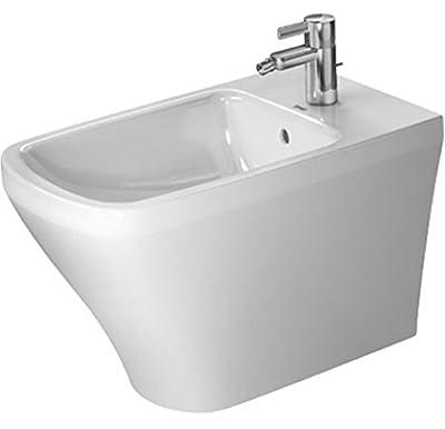 Duravit 2283100000 63 Cm Durastyle Bidet Floor Stand, White