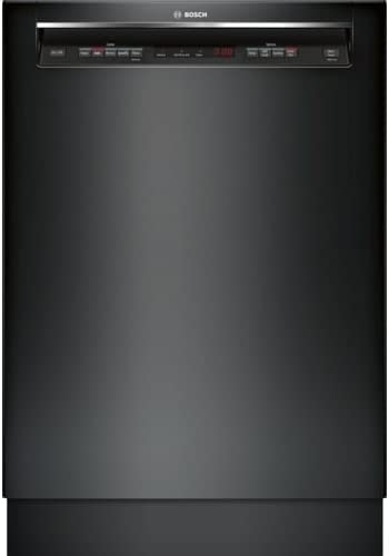 SHEM63W56N 24 Energy Star Rated 300 Series Recessed Handle Dishwasher