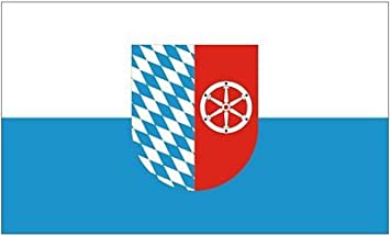 Fahne Odenwaldkreis Hissflagge 90 x 150 cm Flagge