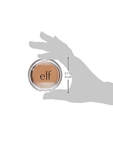 e.l.f. Cosmetics Glow Bronzer, Nourishing Shimmer Bronzer Creates a Radiant, Sun-Kissed Look, Sunkissed by e.l.f. (Image #4)