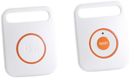 PEARL Digitaler Funk-Schlüsselfinder mit Sender