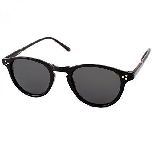 Polarisierend Damen Sonnenbrille Polbrille Polarizird Aviator New Wayfahrer B534, Rahmenfarbe:Schwarz
