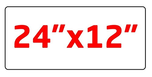 2 12 x24 blank magnetic sign sheets blank car magnet for 12 x 24 car door magnets