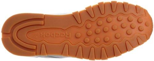 Reebok() Cl Lthr Int - Zapatillas para hombre - blanco