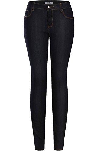 2luv-womens-solid-stretchy-5-pocket-skinny-jeansae-black-0v1556-black-solid-skinny-jeans