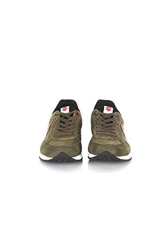 MainApps Sneakers Kaki Travis Colmar Uomo qwqnSWOg6
