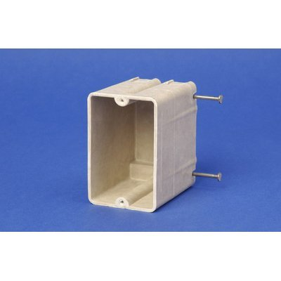 Allied 9327-n moldeada 1-Gang, nail-on, interruptor/caja de ...