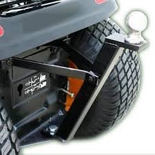 Great Day - Lawn Pro Hi-Hitch - Lawnmower Towing Hitch