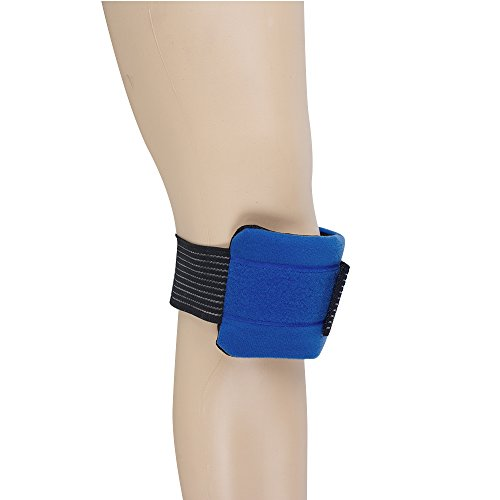 Zinnor Gel Ice Pack Reusable Hot & Cold Therapy Wrap Support Injury Recovery, Joint and Muscle Pain Relief for Knees, Back, Hand, Foot, Wrist, Elbow by Zinnor (Image #4)