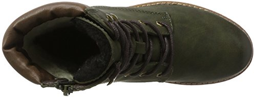 Forest Green 99612 WoMen Schoko Boots Rieker 54 Green IxPqwUXSX