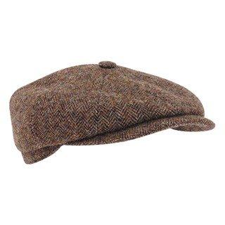Stetson Hatteras Woolrich Herringbone Cap (M 57)  Amazon.co.uk  Clothing 5efafb4b431