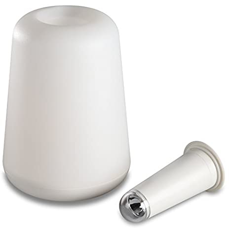 Amazon.com: Lámpara de mesita de noche 2 en 1 y alta ...