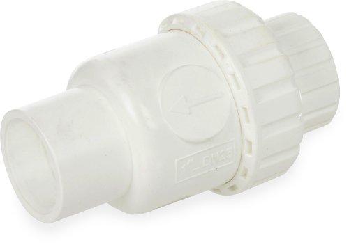 - Smith-Cooper International CV50 Series PVC Check Valve, 2