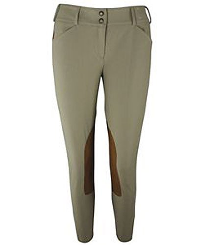 Breech Low Rise (Tailored Sportsman Trophy Hunter Low Rise Breeches Front Zip Tan (34R))