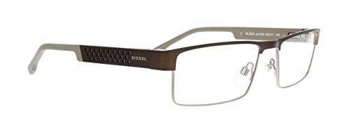 Diesel Eyeglasses DL 5020 BROWN 050 DL5020