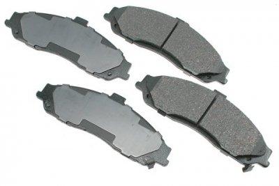 Akebono ASP731 Front Brake Pad