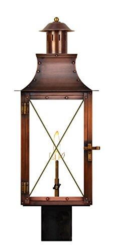 Outdoor Propane Lamp Post in US - 5