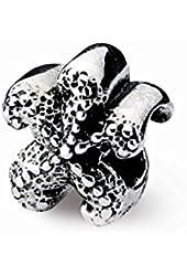 Sterling Silver Starfish Charm Bead Fits Pandora Chamilia Biagi Bracelet