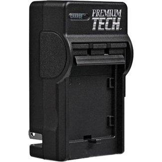 Premium Tech pt-59Compacto Cargador de Batería para Sony NP-FW50