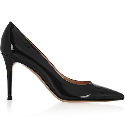 Talons à Pointus Black Bouts pour Femmes à Chaussures Pointus 64nw1wxU