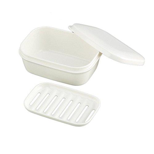Soap Box Arbor White Rectangle product image