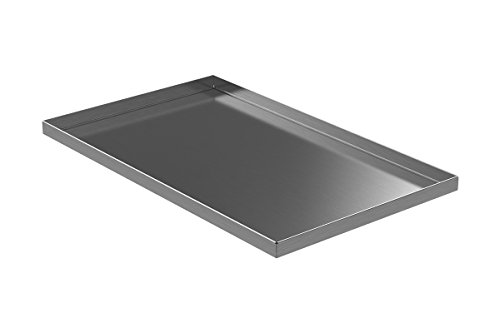 "Killarney Metals 9.25"" x 15.25"" Stainless Steel Kitchen and"