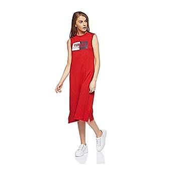 Tommy Jeans-DW0DW05664-Women-Dresses-SAMBA-XL